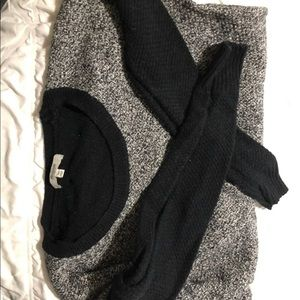 Madewell colorblock sweater